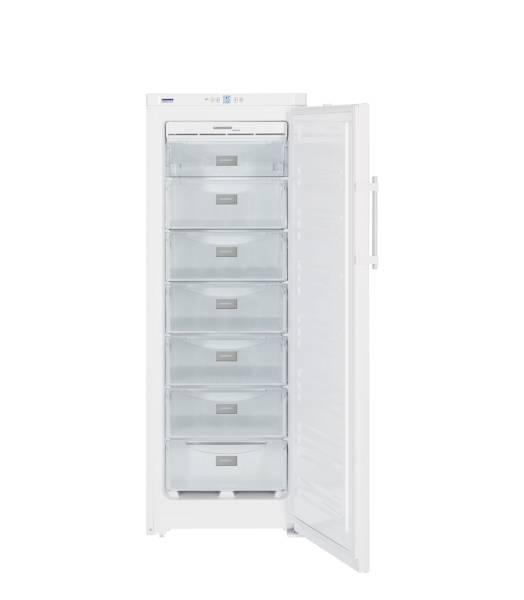 Gnp2713 liebherr cong lateur pose libre elektro loeters - Congelateur armoire no frost liebherr ...