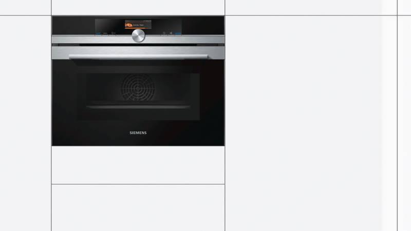 cm656gbs1 siemens four combi micro ondes elektro loeters. Black Bedroom Furniture Sets. Home Design Ideas
