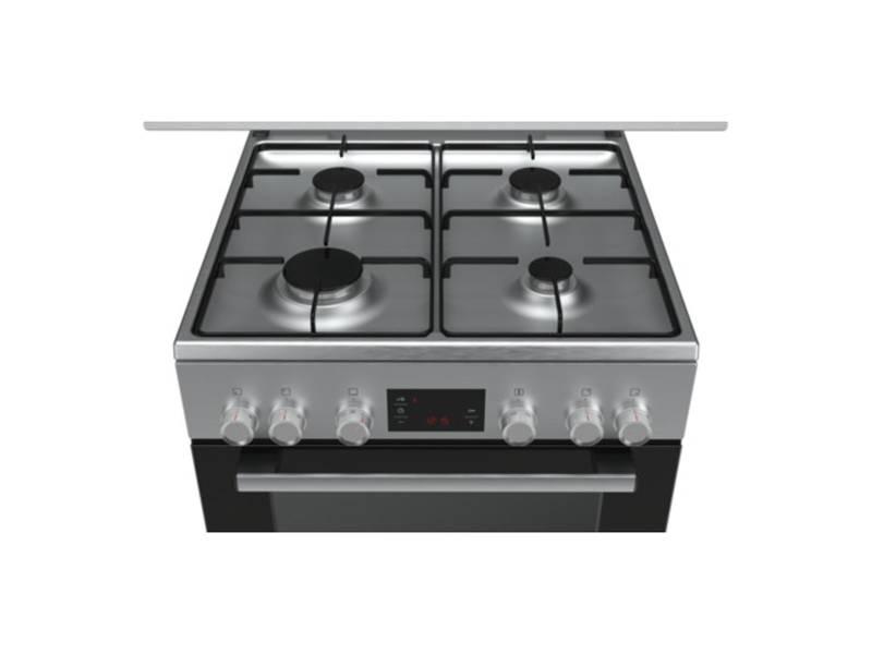 HGD745250 Bosch Cuisinière avec taque de cuisson au gaz - Elektro ...