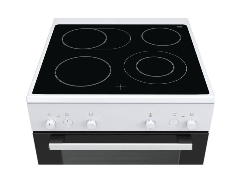 HCA722220 Bosch Cuisinière vitroceramique - Elektro Loeters