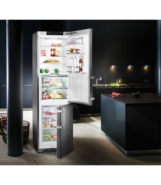 cbnpes485820 liebherr frigo cong lateur combination pose libre elektro loeters. Black Bedroom Furniture Sets. Home Design Ideas