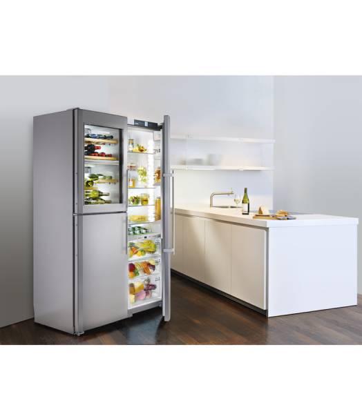 sbses716522 liebherr side side 3 en 4 deurs elektro loeters. Black Bedroom Furniture Sets. Home Design Ideas