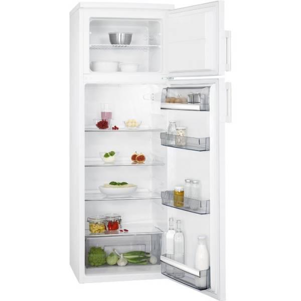 Rdb52711aw krasje aeg frigo cong lateur combination pose libre elektro loeters - Petit frigo avec congelateur ...