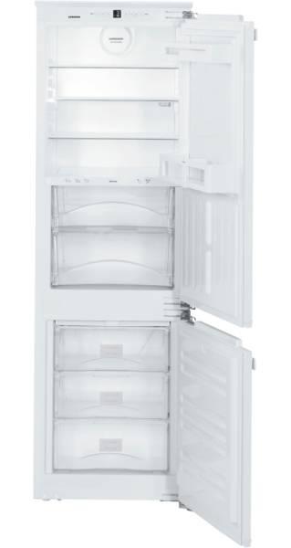 icbn332420 liebherr frigo cong lateur combination encastrable elektro loeters. Black Bedroom Furniture Sets. Home Design Ideas