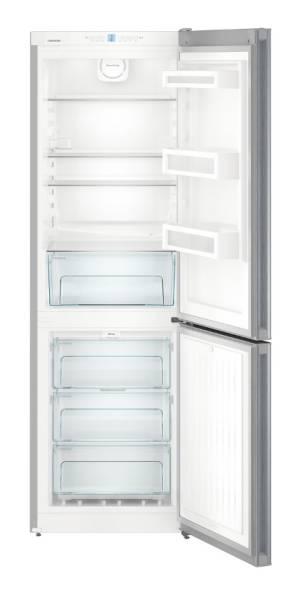 cnel431320 liebherr koelvriescombinatie vrijstaand elektro loeters. Black Bedroom Furniture Sets. Home Design Ideas