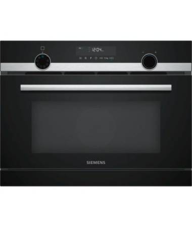Co565ags0 siemens micro ondes avec grill elektro loeters for Four micro onde vapeur