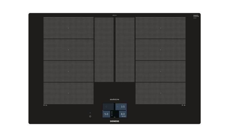 ex875kyw1e siemens taque de cuisson induction elektro loeters. Black Bedroom Furniture Sets. Home Design Ideas