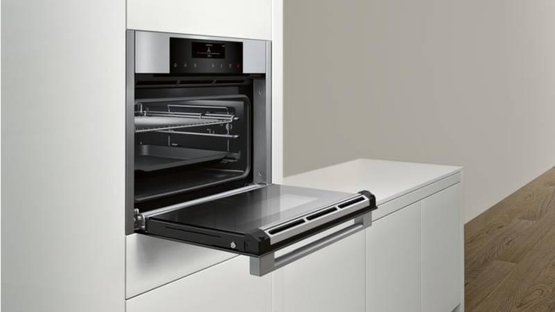c16ft24n0 neff inspirerend koken by siemens four avec un function de vapeur elektro loeters. Black Bedroom Furniture Sets. Home Design Ideas