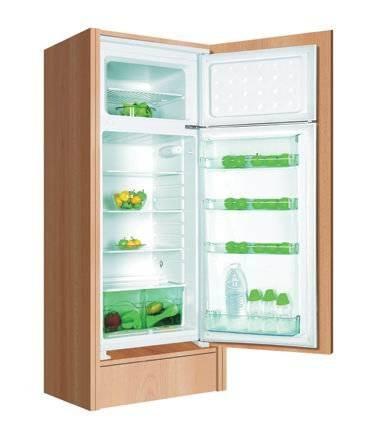 ekgc265 40 a exquisit frigo cong lateur combination encastrable elektro loeters. Black Bedroom Furniture Sets. Home Design Ideas