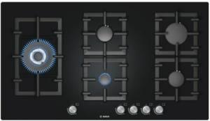 Bosch table de cuisson gaz 90 cm pps916b91e elektro - Table de cuisson gaz 90 cm ...