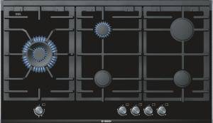 prs926b70e bosch taque de cuisson au gaz elektro loeters. Black Bedroom Furniture Sets. Home Design Ideas