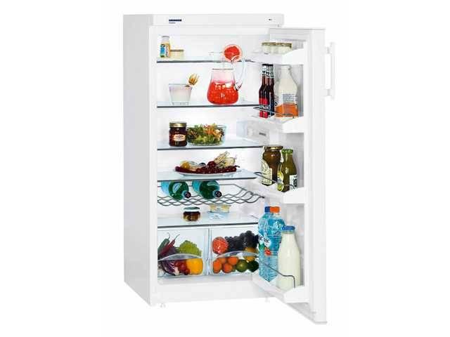 k233023 liebherr koelkast frigo vrijstaand elektro loeters. Black Bedroom Furniture Sets. Home Design Ideas