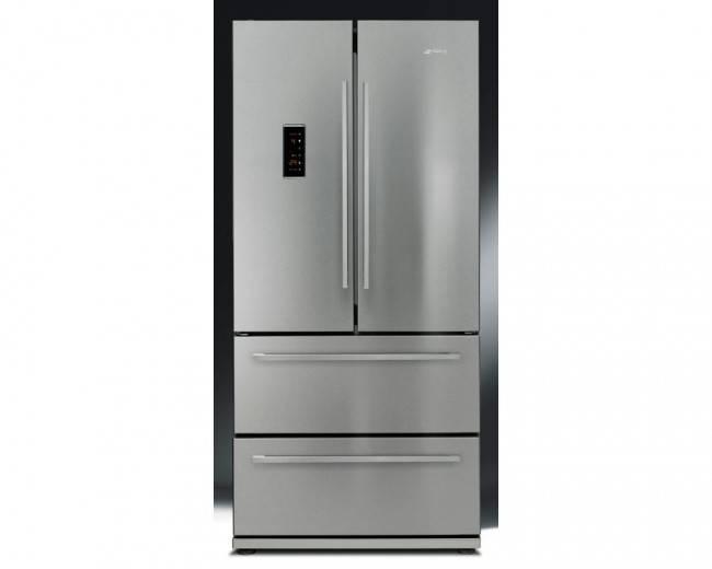 fq55fxe1 smeg side side 3 et 4 portes elektro loeters. Black Bedroom Furniture Sets. Home Design Ideas
