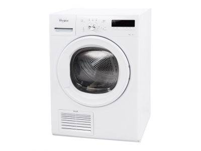 Hdlx70510 whirlpool s che linge elektro loeters - Seche linge a condensation classe a ...