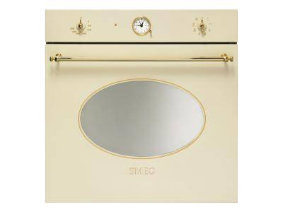 smeg multifunctie oven sf 805 p elektro loeters. Black Bedroom Furniture Sets. Home Design Ideas