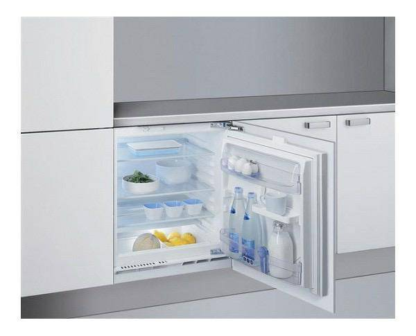 Arz005a whirlpool r frig rateur sous encastrable for Installer un frigo encastrable