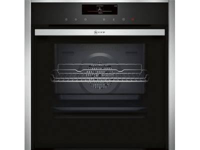 b48ft64n1 neff inspirerend koken by siemens four avec un function de vapeur elektro loeters. Black Bedroom Furniture Sets. Home Design Ideas