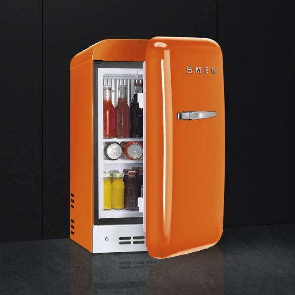 fab5lor smeg koelkast frigo vrijstaand elektro loeters. Black Bedroom Furniture Sets. Home Design Ideas